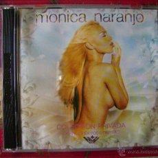 CDs de Musique: MONICA NARANJO.COLECCION PRIVADA,GRANDES EXITOS Y REMIXES...DOBLE CD. Lote 54728806
