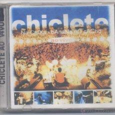 CDs de Música: CHICLETE- NO CALXA-BANANA NO CACHO. Lote 50027266