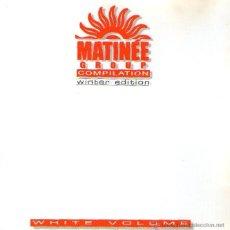 CDs de Música: DOBLE CD ÁLBUM (2 CD): MATINÉE GROUP COMPILATION - WINTER EDITION - 29 TRACKS - VINYLIUM+MUSIC 2000. Lote 50027413