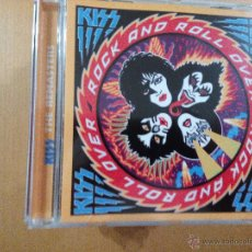 CDs de Música: KISS ROCK AND ROLL OVER CD REMASTERS. Lote 116213803