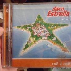 CDs de Música: CD - DISCO ESTRELLA VOL. 3 CDS 1Y2. Lote 50039080