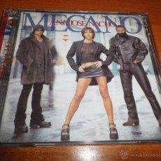 CDs de Música: MECANO ANA JOSE NACHO DOBLE CD DEL AÑO 1998 JOSE MARIA CANO ANA TORROJA NACHO CANO 30 TEMAS 2 CD. Lote 270518608