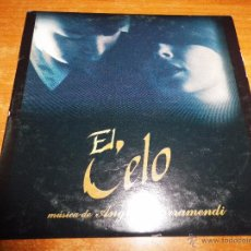 CDs de Música: EL CELO BANDA SONORA CD ALBUM PROMO CARTON AÑO 2000 ANGEL ILLARRAMENDI 10 TEMAS. Lote 50062573