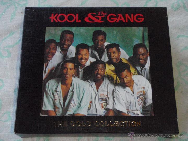 KOOL & THE GANG ( THE GOLD COLLECTION ) DOBLE CD CON LIBRILLO (Música - CD's Disco y Dance)