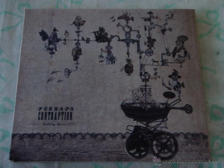 PERHAPS CONTRAPTION ( LISTENING BONES ) 2014-UK GANADORES CERTAMEN DE BANDAS AMOREBIETA-2015 (Música - CD's World Music)