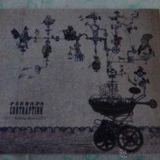 CDs de Música: PERHAPS CONTRAPTION ( LISTENING BONES ) 2014-UK GANADORES CERTAMEN DE BANDAS AMOREBIETA-2015. Lote 50070918