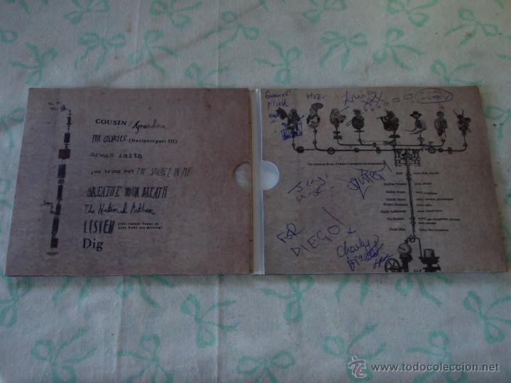 CDs de Música: PERHAPS CONTRAPTION ( LISTENING BONES ) 2014-UK GANADORES CERTAMEN DE BANDAS AMOREBIETA-2015 - Foto 3 - 50070918