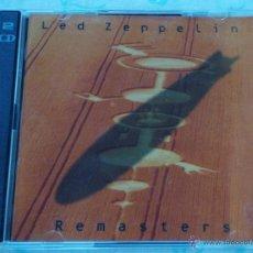 CDs de Música: LED ZEPPELIN ( REMASTERS ) DOBLE CD 1990 - GERMANY ATLANTIC. Lote 50073984