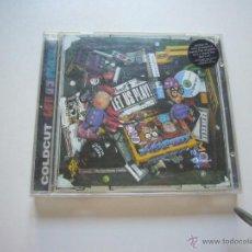 CDs de Música: COLDCUT LET US PLAY ELECTRONICA NINJA TUNE 2 CD C73. Lote 50076696