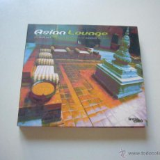 CDs de Música: ASIAN LOUNGE 26 CHILL OUT TRACKS EASTERN FLAVOUR IRMA CAFE 2003 2 CD AMBIENT ELECTRONICA 73. Lote 50077711