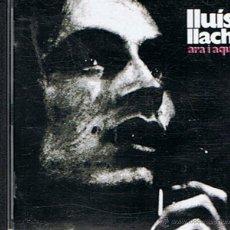 CDs de Música: CD ARA I AQUÍ LLUÍS LLACH. Lote 50087891
