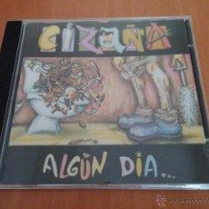 CDs de Música: CIZAÑA - ALGUN DIA. Lote 50106009