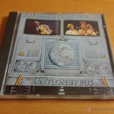 CDs de Música: BOB MARLEY & THE WAILERS - BABYLON BY BUS. Lote 116130263
