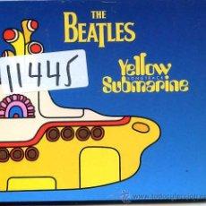 CDs de Música: THE BEATLES / YELLOW SUBMARINE (SONGTRACK) + 3 (CD SINGLE DIGIPACK PROMO 1999). Lote 50127590