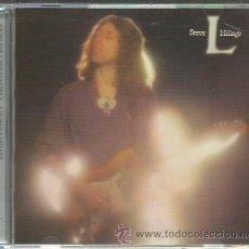 CDs de Música: STEVE HILLAGE - L - CD EMI - 3 BONUS TRACKS. Lote 50134805