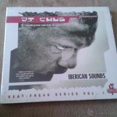 CDs de Música: CD NUEVO PRECINTADO DIGIPACK DJ CHUS IBERICAN SOUNDS BEAT-FREAK SERIES VOL. 1. Lote 50136010
