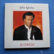 CDs de Música: JULIO IGLESIAS EL CHOCLO CD SINGLE 1986 PDELUXE. Lote 50198881