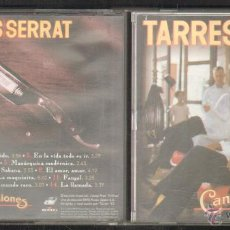 CDs de Música: TARRES SERRAT. CANSIONES. CD-SOLESP-587. Lote 50219164