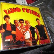CDs de Música: RADIO FUTURA MUSICA MODERNA. Lote 50275274