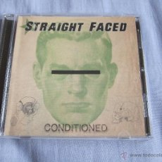 CDs de Música: STRAIGHT FACED - CONDITIONED CD - HARDCORE. Lote 50305110