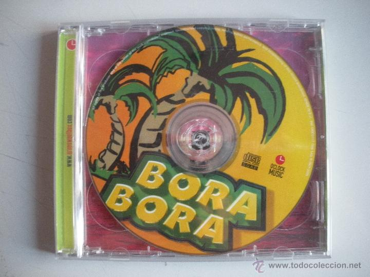MAGNIFICO CD Y DVD VIDEO - DE - B O R A -- B O R A - CON LA MEJOR MUSICA Y VIDEOS - (Música - CD's Techno)