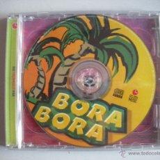 CDs de Música: MAGNIFICO CD Y DVD VIDEO - DE - B O R A -- B O R A - CON LA MEJOR MUSICA Y VIDEOS -. Lote 50307328
