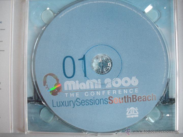 CDs de Música: MAGNIFICO DOBLE CD - M I A M I - 2006 - THE CONFERENCE - - Foto 2 - 50307842