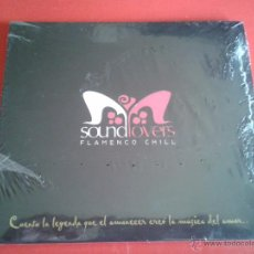 CDs de Música: CD NUEVO PRECINTADO FLAMENCO CHILL SOUND LOVERS DANCE FLAMENCO. Lote 50310624