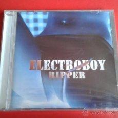 CDs de Música: CD NUEVO PRECINTADO ELECTROBOY RIPPER. Lote 50312109
