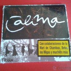 CDs de Música: CD NUEVO PRECINTADO DIGIPACK CALIMA TIERRA COLABORAN MARI DE CHAMBAO BEBE LAS MIGAS ETC. Lote 50312462