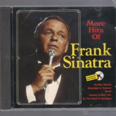 CDs de Música: FRANK SINATRA - MORE HITS OF FRANK SINATRA (CD 1987, WSC 99053). Lote 50319026