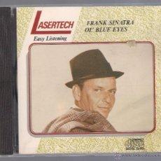 CDs de Música: FRANK SINATRA - OL' BLUES EYES (CD 1988, LASERTECH 946D). Lote 50319288