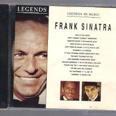 CDs de Música: FRANK SINATRA - LEGENDS IN MUSIC (CD LECD 003). Lote 50319367