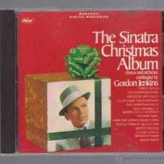CDs de Música: FRANK SINATRA - THE SINATRA CHRISTMAS ALBUM (CD 1987, CAPITOL CDP 7 48329 2). Lote 50323237