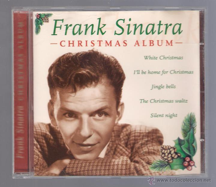 FRANK SINATRA - THE SINATRA CHRISTMAS ALBUM (CD 1997, DISKY CH 884082) (Música - CD's Jazz, Blues, Soul y Gospel)