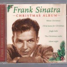 CDs de Música: FRANK SINATRA - THE SINATRA CHRISTMAS ALBUM (CD 1997, DISKY CH 884082). Lote 50323345