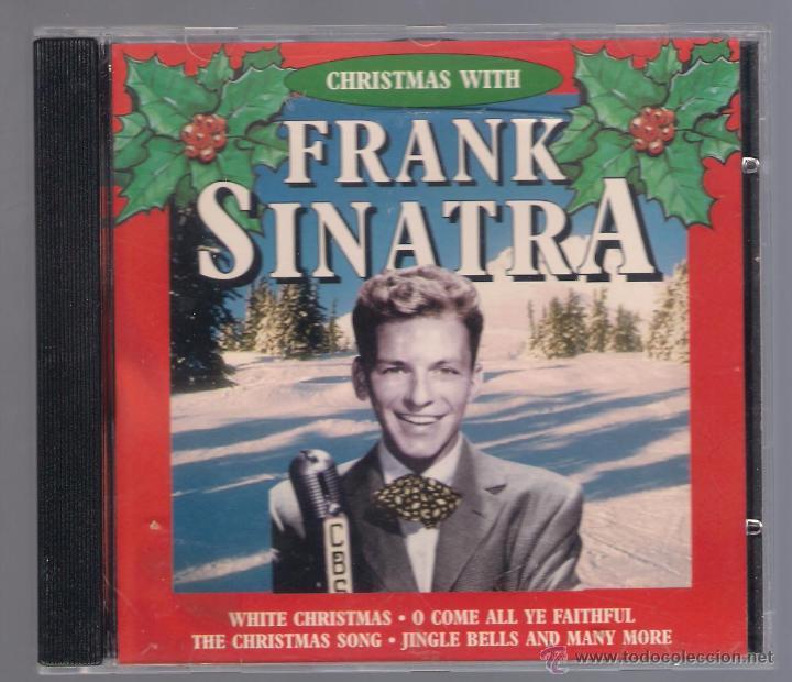 FRANK SINATRA - CHRISTMAS WITH FRANK SINATRA (CD 1996, NOEL ADD NL 25253) (Música - CD's Jazz, Blues, Soul y Gospel)