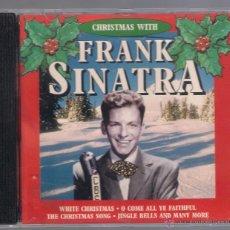 CDs de Música: FRANK SINATRA - CHRISTMAS WITH FRANK SINATRA (CD 1996, NOEL ADD NL 25253). Lote 50323426