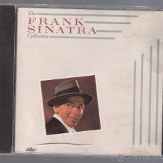 CDs de Música: FRANK SINATRA - THE FRANK SINATRA COLLECTION (CD 1986, EMI CDP 7 48616 2). Lote 50324097