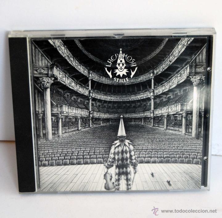 LACRIMOSA STILLE EN CD (Música - CD's Heavy Metal)