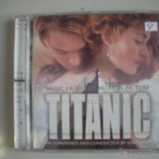 CDs de Música: MAGNIFICO CD DE - T I T A N I C -. Lote 50339742