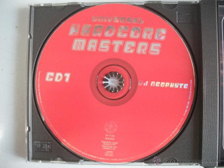 CDs de Música: MAGNIFICO TRIPLE CD DE - UNIVERSAL - HARDCORE MASTERS - - Foto 2 - 50340161
