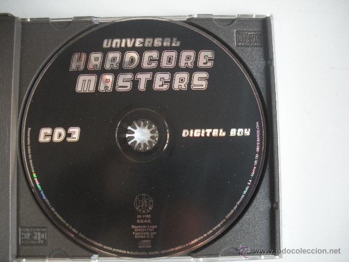 CDs de Música: MAGNIFICO TRIPLE CD DE - UNIVERSAL - HARDCORE MASTERS - - Foto 4 - 50340161