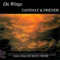 CDs de Música: GANDALF - ON WINGS (CD). Lote 50364796