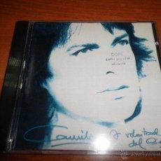 CDs de Música: CAMILO SESTO A VOLUNTAD DEL CIELO CD ALBUM DEL AÑO 1994 CONTIENE 10 TEMAS MUY RARO EN CD. Lote 41471373