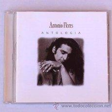 CDs de Música: ANTONIO FLORES - ANTOLOGIA (CD) 1996 - 17 TEMAS. Lote 56473075
