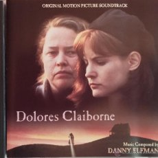 CDs de Música: DOLORES CLAIBORNE (ECLIPSE TOTAL) - DANNY ELFMAN - CD. Lote 50392577