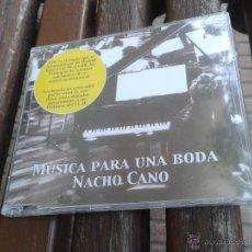 CDs de Música: CD SINGLE NUEVO MÚSICA PARA UNA BODA NACHO CANO BODA PRÍNCIPES DE ASTURIAS FELIPE VI LETIZIA. Lote 50396333