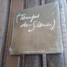 CDs de Música: 3 CD NUEVOS TEMPS DE SILENCI LES ÈPOQUES LES CANÇONS SERIE TV3 TELEVISIÓ TV DE CATALUNYA CATALUÑA. Lote 59871586