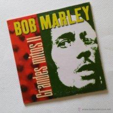 CD de Música: BOB MARLEY, RARO CD CON 5 GRABACIONES, THERE SHE GOES, NO SIMPATHY, ETC. SUPERPRECIO!!!. Lote 50419395